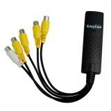 Wholesale - 4 Channel USB 2.0 DVR Surveillance CCTV System