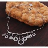 Wholesale - ZIBAONI Sterling Silver Rings Decor Bracelet