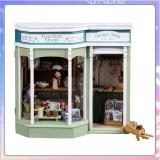 Wholesale - Wooden DIY Handmade Self-Assemble 3D Mini House Dollhouse -- PT-ETJ01 Garden Shop