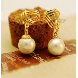 Wholesale - Wanying Stylish Pearl Stud Earrings