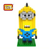Wholesale - DESPICABLE ME The Minions DIY 3D Jigsaw Puzzles Action Figure -- Tim