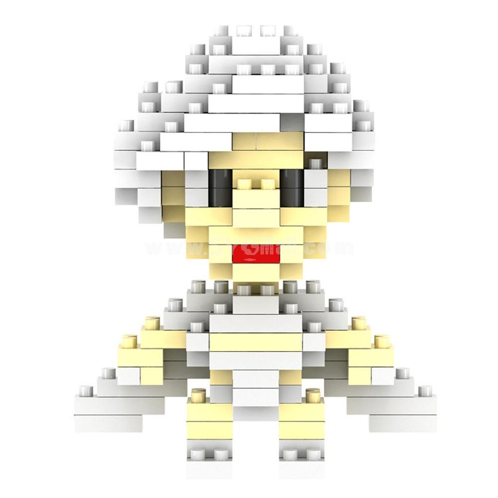 LOZ DIY Diamond Blocks Figure Toy X Man Storm 9133