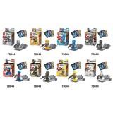 wholesale - DIY Blocks Block Toys Transformations Figure Toys 78044