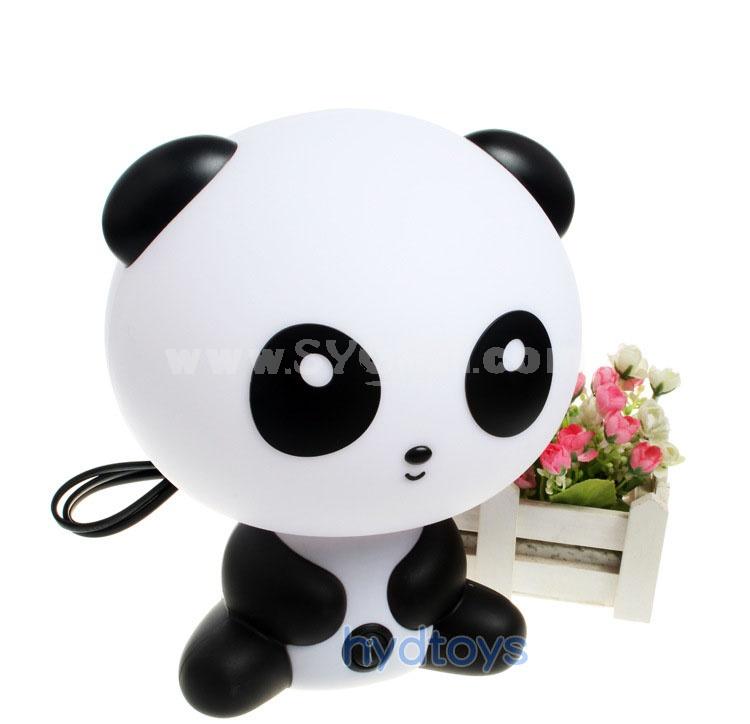 Cartoon Plug-in Desk Lamp Night Light -- Panda