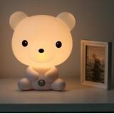 Wholesale - Cartoon Plug-in Desk Lamp Night Light -- White Panda