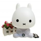 Wholesale - Cartoon Plug-in Desk Lamp Night Light -- Rabbit