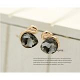 Wholesale - Wanying Lovely Swan Stud Earrings