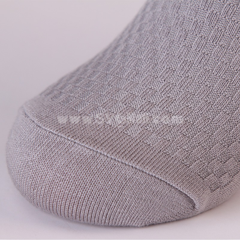 10pcs/Lot Men Bamboo Fiber Socks Formal Socks Mixed Colors