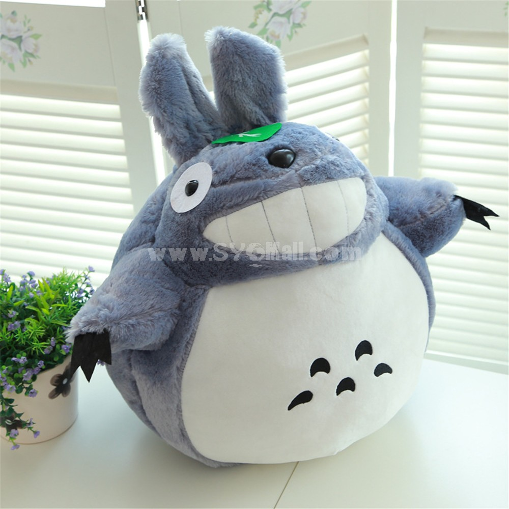 Totoro Cartoon Movies Plush Toys Smiling High  Stuffed/Plush Doll 30cm/11inch