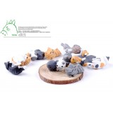 wholesale - Super Cute Chi's Handicraft Furnishing Articles 12pcs Set