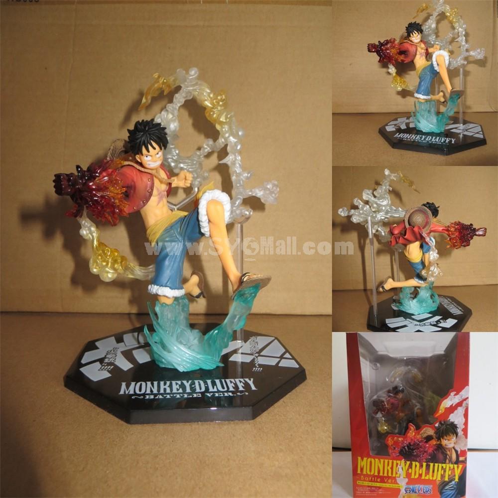 One Piece Monkey D Luffy Battle Ver. Figuarts Zero G228