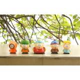 Wholesale - South Park Stan Kyle Eric Kenny Butters Action Figures 5Pcs Set