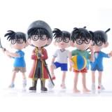 Wholesale - Conan Sportswear Doll PVC Action Figures Toys 5Pcs Set KN2