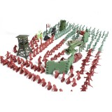 Wholesale - Military Model Soldier Army Training Figures Toys 238Pcs Set