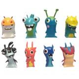 Wholesale - Slugterra PVC Mini Figures Toys 8Pcs Set 5cm/2inch