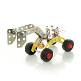 Wholesale - J&L DIY Stainless Steel Assembly Car Blocks Figure Toy B026