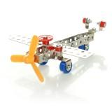 Wholesale - J&L DIY Stainless Steel Assembly Aerodone Blocks Figure Toy B028