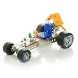 Wholesale - J&L DIY Stainless Steel Assembly Aerodone Blocks Figure Toy B030
