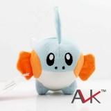 "Wholesale - Pokemon Series Push Toy - Mudkip 15cm/5.9"" Small Size"