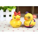 Wholesale - Yellow Duck Action Figures Toys 6Pcs Set