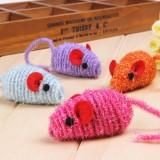 Wholesale - Fat Cat Teaser Cat Toy Pet Toys 2Pcs Set-Bungee Cord Mouse