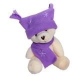 Wholesale - Teddy Bear Plush Toy Snow Bear 12cm/4.7inch
