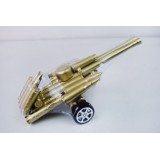 Wholesale - Pure Manual Simulation Bullet Casings Military Model Toy-95 Double Gun
