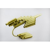 Wholesale - Pure Manual Simulation Bullet Casings Military Model Toy-Aeroplane 1005