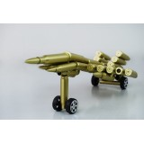 Wholesale - Pure Manual Simulation Bullet Casings Military Model Toy-Aeroplane Sue 27