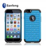 Wholesale - Sanfeng Shakeproof Unbreak Spot Drill iPhone6 Protection Case
