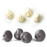 Wholesale - Vent Human Face Ball Anti-stress Ball