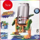 Wholesale - 6 in 1 Super Solar Power Robot Science Kit