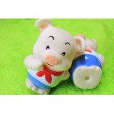 Wholesale - Fat Cat Dog Toy Pet Toy Small-size terriers Dog Chewing Sound Module Toy - Bear