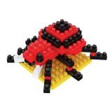 Wholesale - BOYU DIY Diamond Mini Blocks Figure Toy Cute Spider 60Pcs 8212A