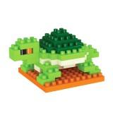Wholesale - BOYU DIY Diamond Mini Blocks Figure Toy Turtle 60Pcs 8208A