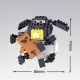 Wholesale - Weagle DIY Diamond Mini Blocks Figure Toy Timmy 246Pcs 2269