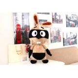Wholesale - Masked Rabbit Cute Plush Toy 60cm/23.6inch