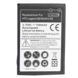 Wholesale - 1500mAh Rechargeable Replacement Battery for HTC Legend G6 / Wildfire G8