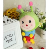 Wholesale - Colorful Caterpillars Doll Plush Toy 23cm/9inch