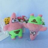 Wholesale - SpongeBob Patrick Star Doll Plush Toy 18cm/7inch