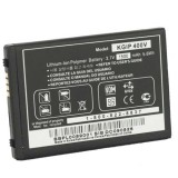 Wholesale - 400V 1500mAh High-quality Replacement Battery for LG GM750/GT540/GX200/GX500