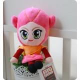 wholesale - Big Hero 6 Royal Sister Plush Toy 23cm/9inch