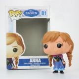 wholesale - Funko Pop Frozen Anna Action Figures PVC Toy 10cm/4Inch Tall
