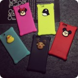 Wholesale - Taiwan Bubble Cartoon Protection Cell Phone Cases for Apple iPhone 6 / 6 Plus