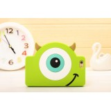 Wholesale - Cartoon Monsters University Wang Version Bag Design Silicon gel Protection Cell Phone Cases for Apple iPhone 6 / 6 P
