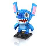 Wholesale - LOZ DIY Diamond Mini Blocks Figure Toy Stitch 290Pcs 9444