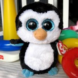 Wholesale - Original TY Collection Penguin Plush Toys Stuffed Animals Kids Small Cute Stuffed Animal Doll Toy For Gift 15cm/5.9i
