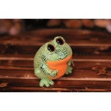 wholesale - Lovely TY Collection Frog Plush Toy Small Charms Stuffed Animal Plush Doll Toys 13cm/5.1inch