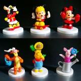 Wholesale - Walt Disney Cantoon PVC Action Figure Toys 6Pcs Set