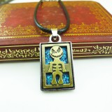 Wholesale - Fashion Character Little Doll Pendant Necklace Charm Chain Jewelry for Men DG131
